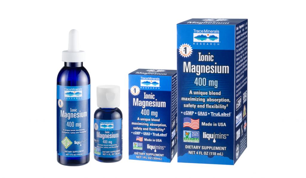 Bổ sung magie dạng ion giúp hấp thu tốt hơn magne b6
