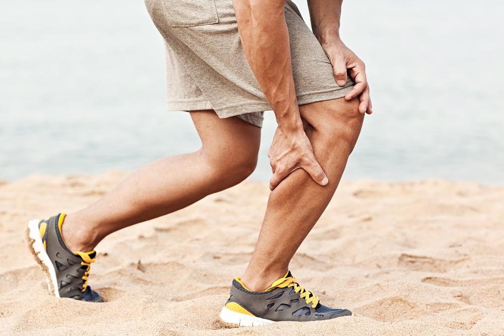 triệu chứng chuột rút bắp chân
